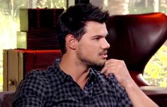 Taylor Lautner 2015 highlights: Promoting Tracers on The Rich Eisen Show