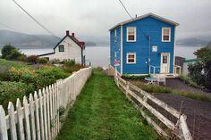 Newfoundland, Canada. Great childhood memories