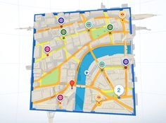 http://www.playmapscube.com/ this looks cool, google maps game