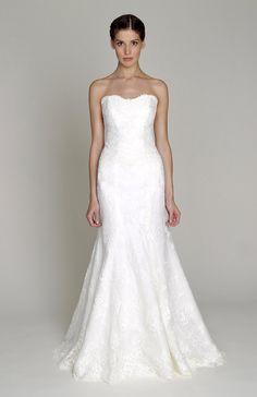 Bliss Monique Lhuillier #BL1304 | @Nordstrom Weddings