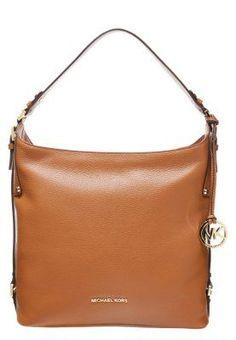 Eine elegante und feminine Tasche im angesagten Design. MICHAEL Michael Kors BEDFORD - Handtasche - walnut für € 204,95 (18.01.16) versandkostenfrei bei Zalando.at bestellen.  Diese und weitere Taschen auf www.designertaschen-shops.de entdecken