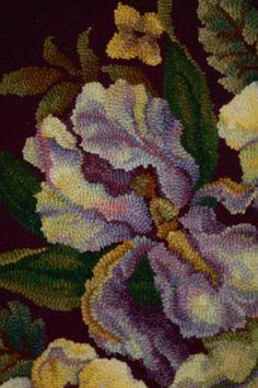 Summer Fragrance Iris Closeup