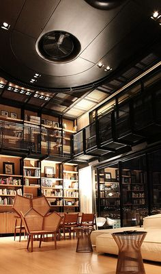 Exquisite interiors of the NBK residence crafted :: Bernard Khoury