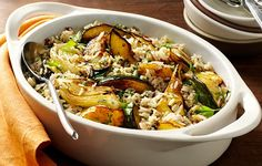 I would most definitely use my own brown rice and omit the olive oil, but looks super yummy!❤