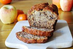 Banana bread with walnuts - perfect breakfast and dessert recipe! This is simply the best recipe I've found so far for the most moist, perfectly sweetened, and easy banana bread. I added walnuts to this Walnut Bread Recipe, Banana Walnut Bread, Moist Banana Bread, Banana Bread Muffins, Walnut Recipes, Strawberry Banana Bread, Banana Nut, Banana Bread Recipes, Sweet Bread