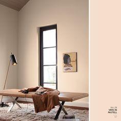 alpina feine farben vers in pastell diese pudrige apricot nuance spielt sich nicht auf viel. Black Bedroom Furniture Sets. Home Design Ideas