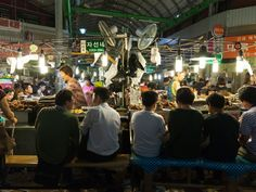 South Korea's capital is a must-visit dining destination