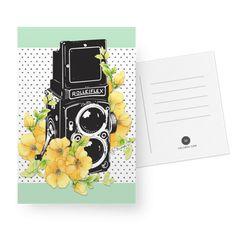 Cartão Cam Love de @jurumple | Colab55