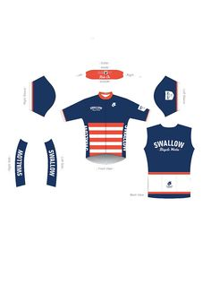 89c222543 Jersey Design on Behance Cycling Jerseys