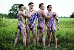 Warwick Rowers - check out their calendar!