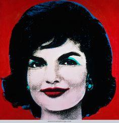 """Warhols """"Jackie"""" single, 1964"""