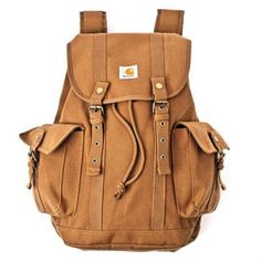 Carhartt - Tram backpack Carhartt brown. are you serious? i have never seen this!