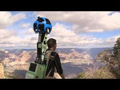 Go off-road and explore the Grand Canyon with Google Maps.