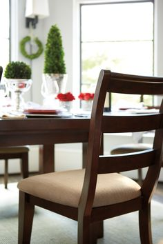 Ashley Hindell Park Millennium Dining Upholstered Side Chair