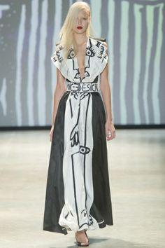 Sfilata Jean-Charles de Castelbajac Paris - Collezioni Primavera Estate 2014 - Vogue
