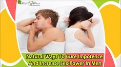 You can find more natural ways to cure impotence at http://www.naturogain.com/product/herbal-impotence-treatment-pills-and-oil/