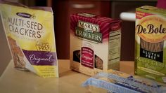 How To Tell On A Food Label If It Contains Gluten (Video) | LIVESTRONG.COM