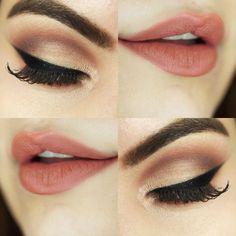 Adele Makeup Tutorial Aprenda a maquiagem diva da Adele Pausa para... ❤ liked on Polyvore featuring beauty products and makeup