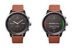 Timeless Smartwatch Concept