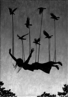 The soul helps the body, and at certain moments raises it. It is the only bird that sustains its cage ~ Victor Hugo