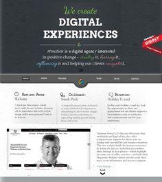 Webpage Designs 17