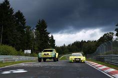 Mit Trophy Truck & DTM-Audi über die Nordschleife