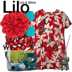 Inspired by Disney's Lilo from the 2002 animated film Lilo & Stitch.