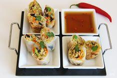 V kuchyni vždy otevřeno ...: Thajské jarní závitky Sushi, Tacos, Mexican, Vegan, Ethnic Recipes, Indie, Food, Essen, Meals