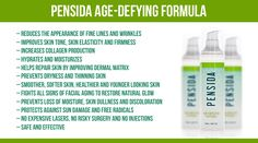 Pensida AgeDefying Formula Review AntiAging Solution for Wrinkles