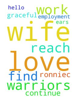Please pray for employment -   Hello �Prayer �warrior's,�    �    Please continue to pray for me and my wife to find work. I need all yours and our prayers to reach God's graceful ears!! Love you all. In Jesus Christ name I pray Amen.    �    RonnieC   Posted at: https://prayerrequest.com/t/fmL #pray #prayer #request #prayerrequest