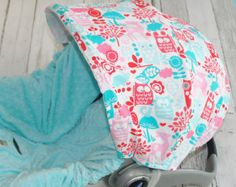 Design Your Own Infant CarSeat Cover You Send the by ChubbyBaby