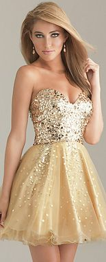 if i were to be in high school still.. would totally wear this to a dance :)