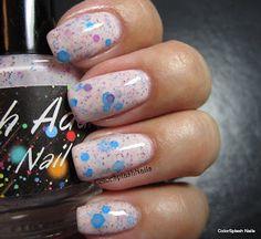 Colorsplash Nails: Polish Addict Nail Polish - Sand & Surf
