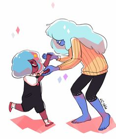 You can find Animation an. Steven Universe Drawing, Steven Universe Ships, Steven Universe Movie, Greg Universe, Universe Art, Fanart, Steven Univese, Lapidot, Cartoon Tv