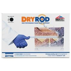 Dpc damp proof course out buildings pinterest dryrod damp proof course rods 180mm pack 10 wickes solutioingenieria