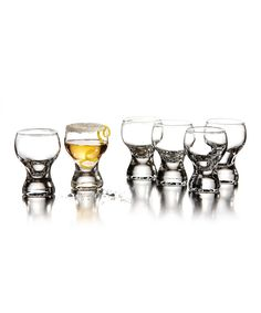 Look at this Soho Shooter Glass - Set of Six on #zulily today!