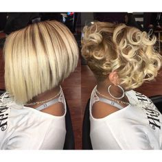 "2,068 Likes, 52 Comments - Kisha Larie (La-rie) (@msklarie) on Instagram: ""[Options] Straight vs. Curly..✂️✂️#happysaturday #thecutlife #naturalhair #modernsalon…"""
