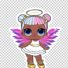 Angel Illustration, Character Illustration, Cupcake Dolls, Superhero Capes, Barbie Party, Mermaid Dolls, Lol Dolls, Girls Characters, Toys For Girls