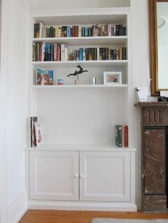 Alcove cabinets Putney