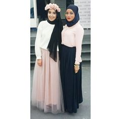 Keeping it modest _ Hijab Fashion