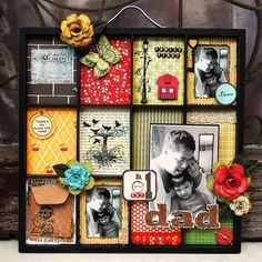 Image detail for -10 Scrapbook Ideas to Try Today (Spotlight of Pages from the Club CK ...