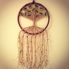 Dreamcatcher. Tree of life.