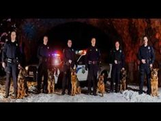 Police Tribute (I See Fire) - YouTube