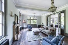 Cate Blanchett - Highwell House Sitting Room