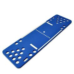 Our pong game table also comes in blue.