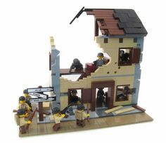 lego ww2 moc - Google Search