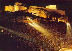 Photo 1248: L'Acropole de nuit Going On Holiday, Photos Du, Athens, Travel Photos, Need To Know, Greece, To Go, World, Acropolis