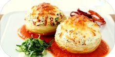 Peynirli Enginar Dolması Tarifi | Mutfakta Yemek Tarifleri