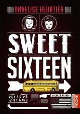 Sweet sixteen Annelise HEURTIER Editions Casterman, Octobre 2014. 220 pages. Dès 12 ans. Thèmes abordées : ségrégation raciale aux Etats-Unis, différences, courage, études, adolescence.