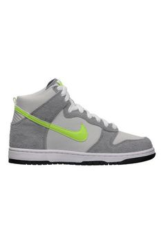 nike 6.0 women's dunk high sneakers